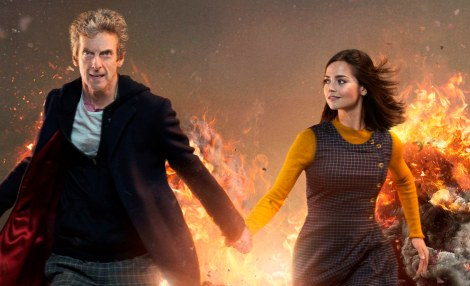Doctor on the Run in the iconic Series 9image