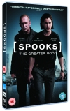 Sign up to win a copy of Spooks: The GreaterGood