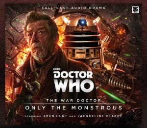 The War Doctor Cover