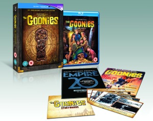 Goonies Bluray