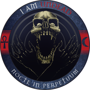 Landau undead badge