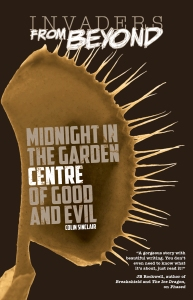 MIDNIGHT IN THE GARDEN CENTRE OF GOOD AND EVIL - COVER