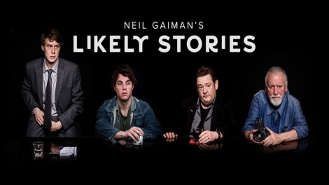 Neil Gaiman's Likely Stories coming to Sky Arts