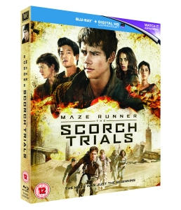 THE SCORCH TRAILS 3D BD O-RING