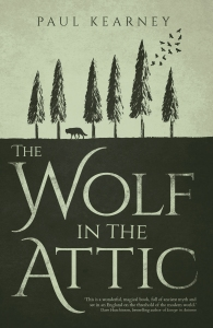 THE WOLF IN THE ATTIC - US COVER