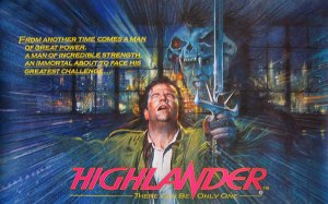 Highlanderposteroriginal