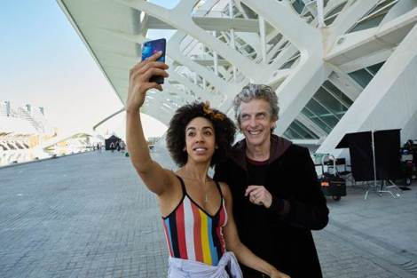 Doctor Who series 10 heads to Spain