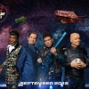 First image from Red Dwarf XI